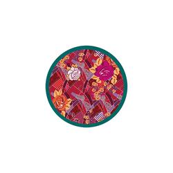 SOTTO BICCHIERE TOKIO SPRING PURPLE DIAMETRO 9,5 cm
