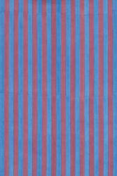 FABRIC--STRIPES LILAC LIGHT BLUE