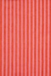 FABRIC--STRIPES RED PINK